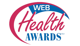 In10sity wins Web Health Award for web design