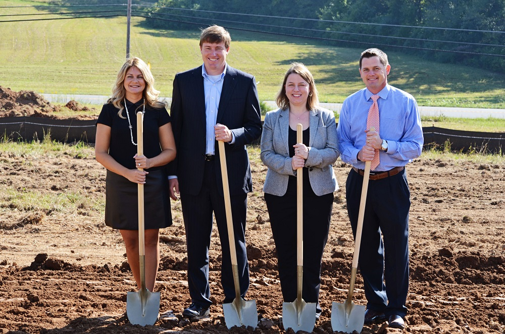 In10sity Corporate Office Groundbreaking